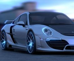 Porsche 911 Luxury, amazing, fast, dream, beautiful,awesome, expensive, exclusive car. Coche negro lujoso, increible, rápido, guapo, fantástico, caro, exclusivo. http://favcars.net/