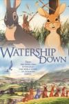 Watership Down Movie Poster Image, this movie traumatized me as a child