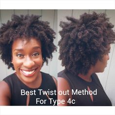 4c Natural Hair- Achieving and Maintaining Twist-Out Definition | Curly Nikki | Natural Hair Styles and Natural Hair Care