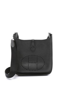 What Goes Around Comes Around Heritage Hermes Evelyne I PM Bag