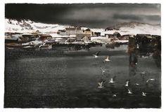 Bilderesultat for lars lerin Cool Art, Sci Fi, Colours, Watercolor, Landscape, Concert, Artist, Sweden, Buildings