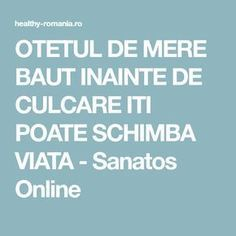 OTETUL DE MERE BAUT INAINTE DE CULCARE ITI POATE SCHIMBA VIATA - Sanatos Online Good To Know, Party Planning, Cancer, Remedies, Health Fitness, How To Plan, Healthy, Sport, Birthday