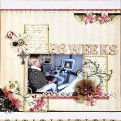 26 weeks - Scrapbook.com