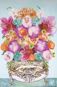 Eternal Spring by Ashley Longshore