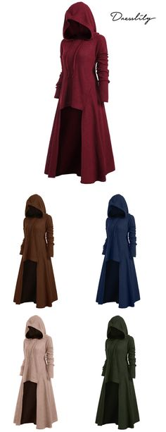 Hooded Plus Size High Low Sweater.Extra off code: – Dress Archive Cool Outfits, Fashion Outfits, Womens Fashion, Woman Outfits, Fashion Tips, Sims4 Clothes, Outfit Trends, Plus Size Fashion, Style Me