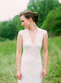 Lace Wedding dress