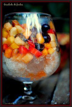 exquisita ensalada de frutas tererecetas