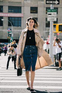NYFW SS2017 | Street Style | @KatyaGuseinova