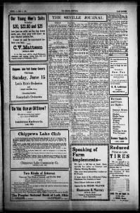 The Medina sentinel. (Medina, Ohio) 1888-1961, June 13, 1919, Page PAGE ELEVEN, Image 11, brought to you by Ohio Historical Society, Columbus, OH, and the National Digital Newspaper Program.