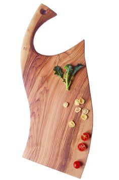 tagliere in legno di olivo artigianale fatto a mano