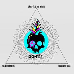 COCO-PIÑA ANARCHY COFFIN POP and friends (CONCRETE SHREDDERS) UNVEILING PARTY @statebcn NEXT THURSDAY!!! MAY 26 stop by you will not regret it!!! #sipiskateboard #craftedbyhand #skateboards #party #state #supportyourlocalbusinesses #rideableart #artofradical #art #arte #illustration #design #fabrication #woodworking #woodporn #skate #skateboarding #unveiling #surf #streetsurf #urban #bcn #goodtimes #goodvibes #California #Barcelona #Puertorico