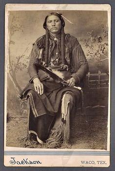 Quanah Parker Comanche