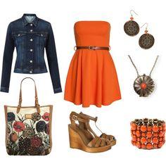 Orange Crush, created by leesa-jane