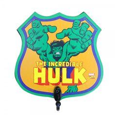 Cabideiro de 1 Gancho Hulk