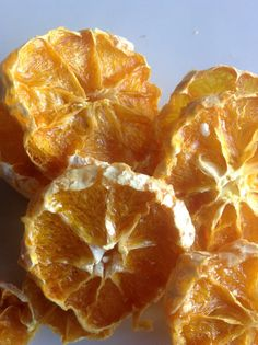 Organic Dried Orange Slices Vegan Paleo by HillarysSuperfoods. Made fresh & shipped to your door.