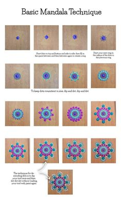 Dot Painting 101 – 6 Pro Tips for Beginners – Kelly Theresa Dot Painting 101 – 6 Pro Tips for Beginn Rock Painting Patterns, Dot Art Painting, Rock Painting Designs, Abstract Art, Stone Painting, Painting Templates, Dot Painting Tools, Paint Designs, Painting Tips