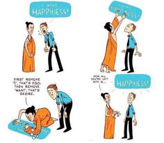 Funny Arts Ands Pictures: I Want Happiness