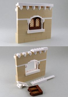 Windows - Building Sideways