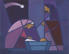 LDS Art - Christmas & Nativity — Altus Fine Art Canvas Frame, Canvas Art, Christmas Nativity, Christmas Villages, Christmas Decor, Lds Art, Jesus Pictures, Family Pictures, Artist Gallery