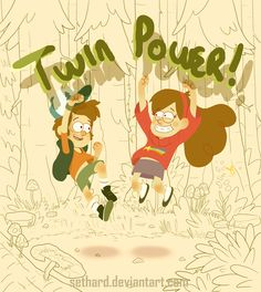 """Gravity Falls. Even though this is a """"kid"""" show I love watching it- it's so funny and weird."""