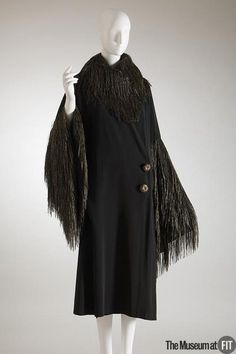 Coat Paul Poiret, 1908 The Museum at FIT