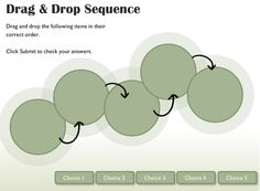 Storyline: Drag-and-Drop Sequence Interaction. Learners will appreciate the casual style of this drag-and-drop sequence interaction. Instructional Design, Appreciation, Drop, Templates, Learning, Casual, Inspiration, Style, Biblical Inspiration