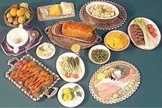 Titanic: The Last Dinner (miniature food)