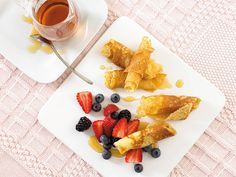Babys 1st Pancakes.. for breakfast are a treat, and this simple recipe is foolproof. Pancakes can be made in advance, refrigerated and reheated. To freeze, interleave with non-stick baking paper. Serve with maple syrup and fresh fruit.