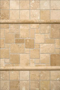 ivory travertine backsplash  kitchen tile