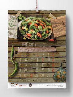 GIZ Cookbook on Behance