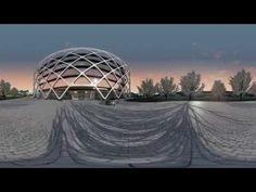 Recorrido de realidad virtual del edificio #oxxeo, propiedad del  #grupogmp #arquitectura #edificios #madrid #rafaeldelahoz
