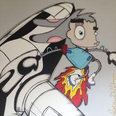 Rockabilly Dutch Artists, Delft, Painters, Rockabilly, Van, School, Anime, Cartoon Movies, Anime Music