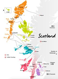 Scotland Island Hopping on the Inner Hebrides and Western Isles