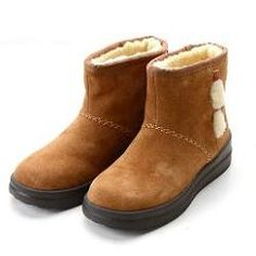 Macie Bean Wave on Wave Square Toe Boots