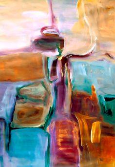 'colour obsession' von Pia Schneider bei artflakes.com als Poster oder Kunstdruck