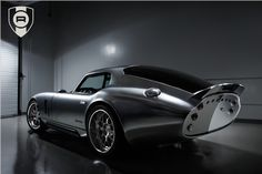 """Electric """"supercar"""" coupe prototype from Renovo Motors unveiled atCES"""