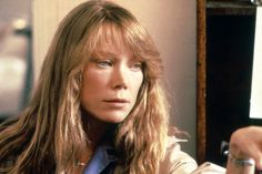"""The Journal's John Jurgensen spoke with the actress Sissy Spacek about her career, and her new memoir. Below, some of her career highlights, from """"Carrie,"""" to """"Badlands"""" to """"JFK"""" to """"The Help. Sissy Spacek, Best Actress Oscar, Oscar Winners, Mary Elizabeth, Got The Look, Actors & Actresses, Hair Beauty, Movies, Films"""