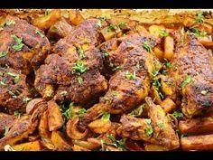 c4a20a6aa دجاج مشوي ب 3 طرق بتتبلة خاصة وصفة مميزة والطعم ولا اروع مع رباح محمد