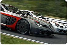 RaceRoom Racing Experience - McLaren-Mercedes SLR 722GT Licenced. - bsimracing