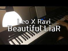 빅스 LR (VIXX LR) - Beautiful Liar - Piano Cover 뷰티풀 라이어 피아노 커버 - YouTube