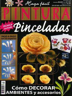 PINCELADAS - Michelle L. Porte V. - Álbuns da web do Picasa... Free book!!