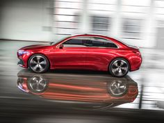 """Mercedes-BenzOn Tuesday, Mercedes-Benz unveiled its new Concept A sedanat the 2017 Shanghai motor show.  The Concept A is the latest exercise in Mercedes design boss Gorden Wagener's """"Sensual Purity"""" design language.  """"Our Concept A Sedan http://aspost.com/post/Mercedes-most-affordable-cars-are-about-to-get-a-stylish-new-update/21042 #tech #technology http://aspost.com/post/Mercedes-most-affordable-cars-are-about-to-get-a-stylish-new-update/21042"""
