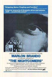 The Nightcomers Poster
