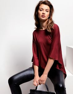 Lipsy Everyday Fashions Square Top