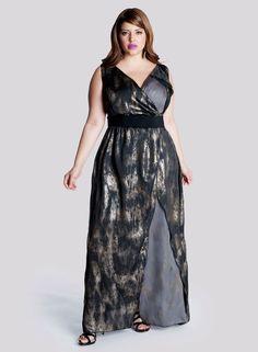 Elnaz Evening Gown