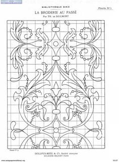 I thought I would highlight another gem found in the Antique pattern Library and provide some eye candy that hopefully temps some of my readers to investigate further These patterns are all from 4 ...