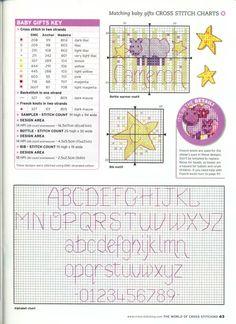Gallery.ru / Фото #98 - The world of cross stitching 143 - tymannost