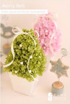 Preserved Flower centerpieces Christmas Flower Arrangements, Silk Floral Arrangements, Flower Centerpieces, Floral Bouquets, Flower Decorations, Japanese Florist, Dried Flowers, Paper Flowers, Flower Studio