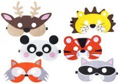 Maske Tiere