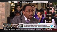 Espn First Take - Spurs Favorite For 2015 ?